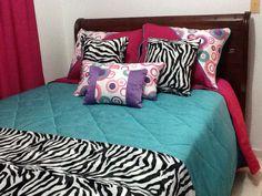 Dormitorio para una jovencita