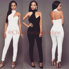 BLACK or WHITE? www.ChicCoutureOnline.com Search: Cherie  #fashion #style #stylish #love #ootd #me #cute #photooftheday #nails #hair #beauty #beautiful #instagood #instafashion #pretty #girly #pink #girl #girls #eyes #model #dress #skirt #shoes #heels #styles #outfit #purse #jewelry #shopping