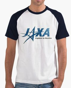 Camiseta JAXA Space Agency