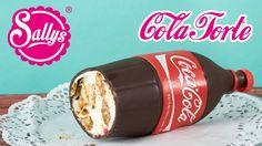 Coca Cola Flaschen Torte / Coca Cola Bottle Cake / No Bake / Ohne Backen
