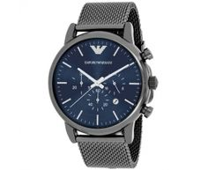 Armani Classic AR1979 - A Hint Of Glamour @ http://www.designerposhwatches.co.uk/product/armani-classic-ar1979-watch