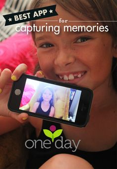 OneDay App Review & Tutorial-- mobile phone movie making. You'll be the Steven Spielberg-meets-Barbara Walters of your family. #sponsored #OneDayApp
