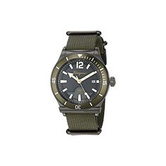 Men's Wrist Watches - Salvatore Ferragamo Mens FF3230015 FERRAGAMO 1898 Sport Analog Display Quartz Green Watch ** To view further for this item, visit the image link. (This is an Amazon affiliate link)