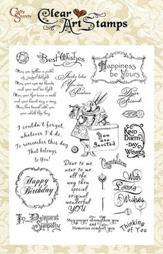 card sentiments - Bing Images