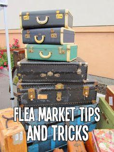 Flea Market Tips and Tricks (Nashville Flea Market)