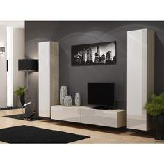 Montreal 2 | Sala | Pinterest | Modern wall units, Living room wall ...