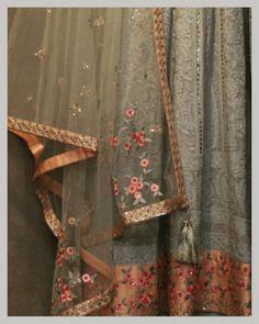 Matsya ~ Spring Couture Spring Summer 2018 . Creating Magic . Organza Weave . Lucknavi . Gota Zardoze . Parsi . #matsyaworld #nowavailable #craftedwithlove #summer2018 #unveiling #newcollection #waitisover #parsi #organza #lucknavi