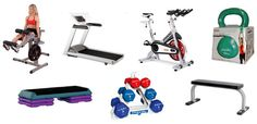 Get all the fitness accessories you need  in order to make your exercising a whole lot easier for you.