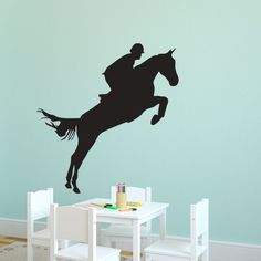 "If your walls are boring, our quality non-fading vinyl wall decals are the perfect accessories! Dimensions: 41.5""w x 39""h *See our FAQ and Policies for further information about our decals and company"