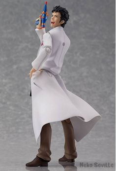 Figure Action Okabe Rintaro - Steins Gate #Rintaro #Okabe #Anime #Stein #Gate #SteinGate #Freeshipping #Figure #Action #freeshipping #Store #NekoSeville