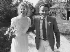 louis malle wedding to candice bergen - Google Search