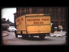 WORKSOP How it Looked Between 1957 & 1970 - YouTube