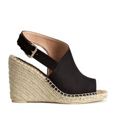 Wedge-heeled Sandals $49.95