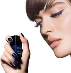 Chanel Summer 2015 Blue Rhythm de Chanel Blue Notes