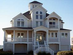 plan 13127fl spacious and comfortable low country house plan - Beach House Plans With Tower