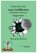 Free Printable Golf Certificates, Golf Awards, Golf Certificate Templates, Golf Tournament Award Certificates to print for free and more