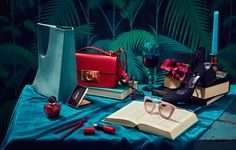<p>New York based set designer, Sophie Leng introduced us to her latest editorials shot by Will Styer. Both are gorgeous still lifes with the first set influenced by elements of Dutch Masters still li