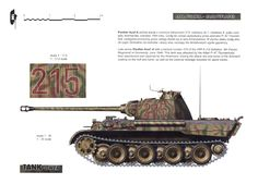 Panther Ausf. A, 6th Panzer Regiment, Normandy, 1944