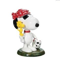 Snoopy the Pirate