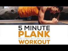 "5-minute ""Almost-No-Work"" Plank Workout - Eat. Fit. Fuel."