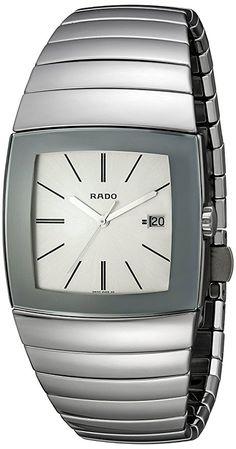 Rado Herren-Armbanduhr Analog Quarz Keramik 156.0719.3.012