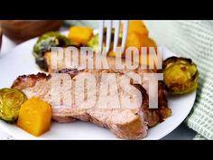 This Honey Garlic Glazed Pork Loin Roast is the BEST pork loin recipe! Enjoy juicy, succulent, fork tender pork loin with this easy method. Best Pork Loin Recipe, Pork Tenderloin Recipes, Roast Recipes, Meatloaf Recipes, Pork Liempo Recipe, Diner Recipes, Cooking Recipes, Slow Cooker Pork Loin, Pork Ribs