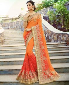 We are offering you smart discount on Sarees for festive season.