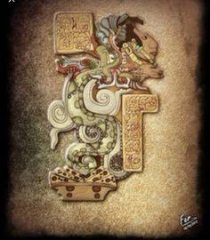 Kukulkan: Mayan God of wisdom
