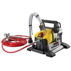 Wagner 3 4 Hp 45 Gpm Model 642 Comes With Hose No Gun
