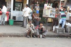 Beggars Would Die Without Food Hawkers On The Streets by firoze shakir photographerno1, via Flickr
