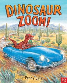 Order the book: Dinosaur Zoom! [Board Book] in bulk, at wholesale prices. ISBN by Dale, Penny Ten In The Bed, Dinosaur Dig, Book Reviews For Kids, Dinosaur Birthday Party, Surprise Birthday, Birthday Bash, Birthday Parties, Read Aloud Books, Up Balloons