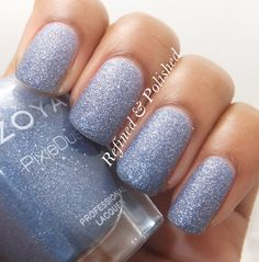 Zoya Nail Polish in Nyx via Refined & Polished