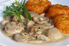 Hungarian Recipes, Vegetable Recipes, Main Dishes, Food And Drink, Meat, Chicken, Vegetables, Cooking, Kitchen