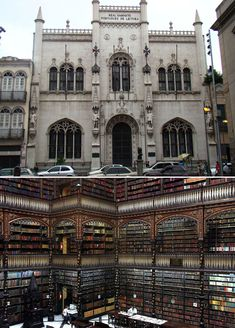 Royal Portuguese Reading Room, Rio de Janeiro, Brazil  The 25 Most Beautiful Public Libraries in the World – Flavorwire