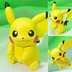 "AmiAmi [Character & Hobby Shop] | S.H. Figuarts - Pikachu ""Pokemon""(Pre-order)"