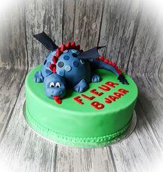 Draak taart , dragoncake
