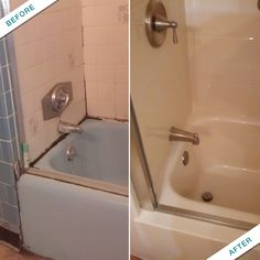 1000 Images About Bath Fitter Before After On Pinterest Bath Fitters Bath Remodel And Bathtubs