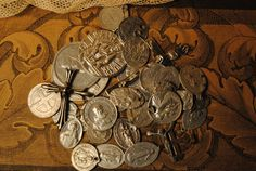 36 pieces collection of antique vintage by lettuceTURNIPtheBEET, $42.00