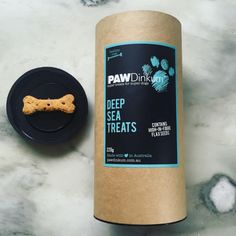 Dog treat labels