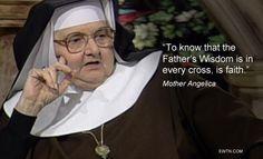 #Thursdaythought #HolyThursday #MotherAngelica #EWTN #Lent2015
