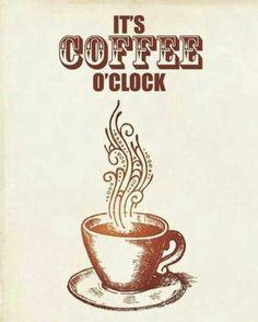 Coffee bar sign?