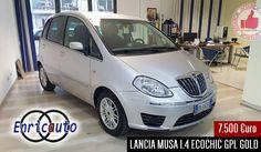 LANCIA MUSA 1.4 ECOCHIC GPL GOLD Da Enricauto http://affariok.blogspot.it/