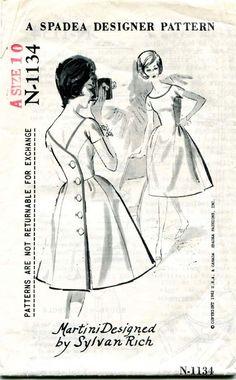 1960s Spadea N-1134