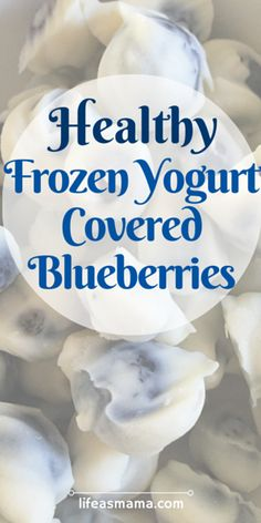 Healthy Frozen Yogurt Covered Blueberries We're going to combine a basic fruit, the blueberry, with some tasty yogurt and make it as close t. Get Healthy, Healthy Snacks, Healthy Eating, Healthy Recipes, Fruit Recipes, Keto Recipes, Recipies, Healthy Man, Cranberry Recipes