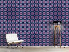 Design #Tapete Geofloral Rugs, Home Decor, Self Adhesive Wallpaper, Asia, Wall Papers, Farmhouse Rugs, Decoration Home, Room Decor, Floor Rugs