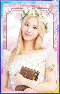 Nayeon, Sana Minatozaki, Twice Once, Twice Sana, Dahyun, Kpop Fashion Outfits, Kpop Girl Groups, Flower Crown, Flower Girl Dresses