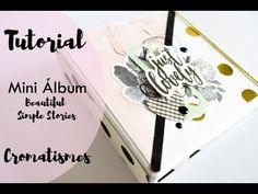 Mini Album Just Lovely - Beautiful Simple Stories