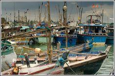 Harbor, Tangalle, Southern Province, Sri Lanka (www.secretlanka.com)