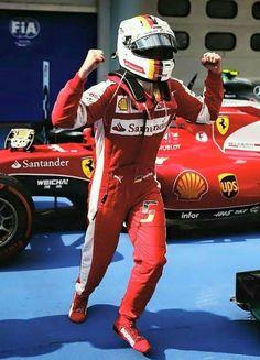Sebastian Vettel | Ferrari 2015 Season