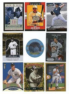New york yankees #baseball cards #1985-2015 inc auto & #relic card plus album,  View more on the LINK: 	http://www.zeppy.io/product/gb/2/331753508884/